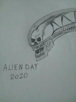 Alien Day 2020