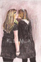 Lesbians by katr14