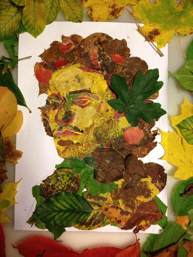 Leaves Art by katr14