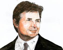 Michael J. Fox by katr14