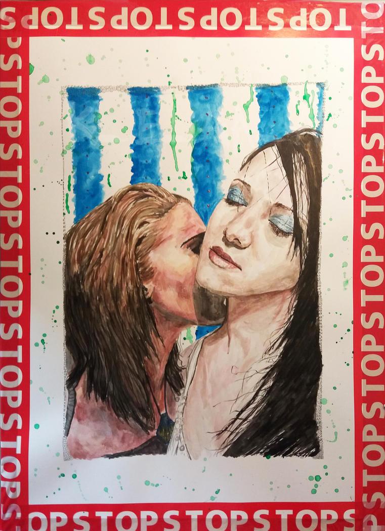 Lesbian Lovers by katr14