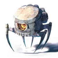 The Mini Bot 057