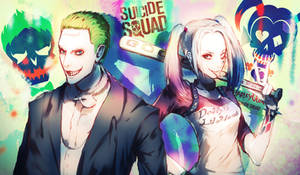 Joker and Harley Quinn (Suicide Squad)
