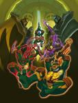 TMNT Ninja Tribunal DVD