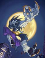 Darkstalkers Tribute: FIERCE by E-Mann