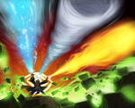 Chaotic: Element Psy-Blast