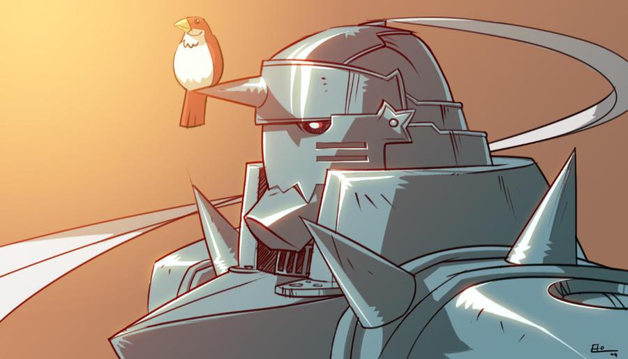Fullmetal Alchemist: Alphonse by E-Mann