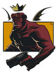 Is that Hellboy