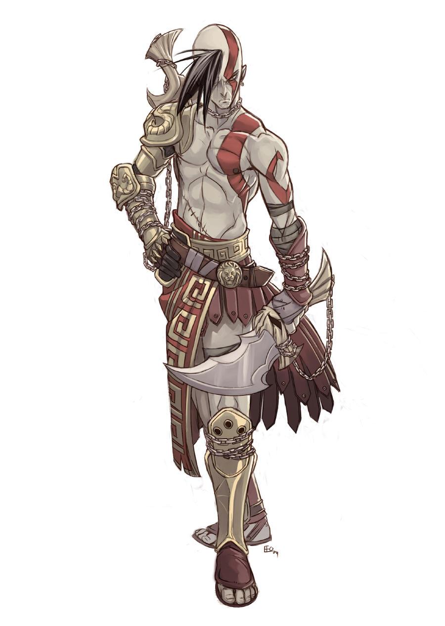 Kratos: JAPAN