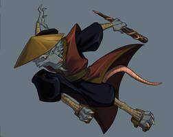NinjaTribunal: Splinter by E-Mann