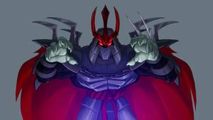 NinjaTribunal: Demon Shredder by E-Mann