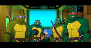 Turtles Forever: RetakeTurtles by E-Mann