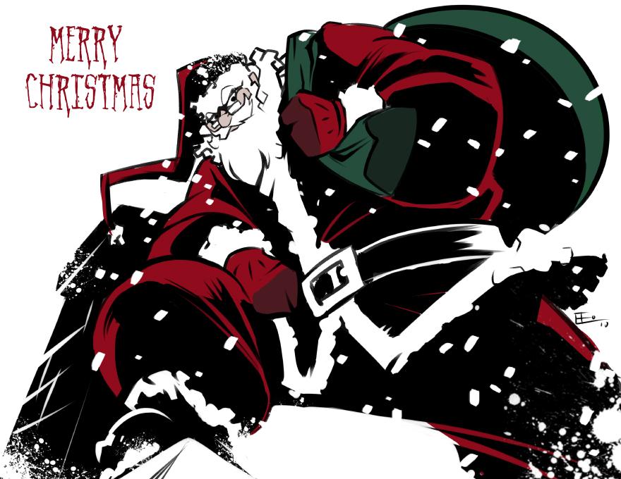 Merry Christmas by E-Mann