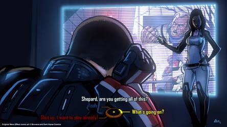Mass Effect Slide show by E-Mann