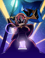 Mega Man Tribute: Protoman by E-Mann