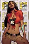 Charismagic 2 Comic con Cover