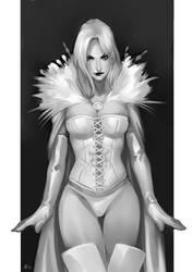 Heroine: White Queen by E-Mann