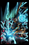 Static Shock 7:Cover