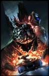 Batman: Arkham Knight Limited Edition Comic Cover
