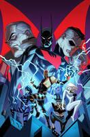 Batman Beyond 2.0 - Issue#40 by E-Mann