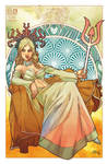 Damsels in Excess #05: Cover C