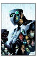 Cover: Tech Jacket #12 by E-Mann