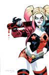 Harley Quinn 1 Variant Cover