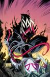 Spider Gwen 25 Cover: Gwenum