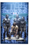 Cover: The Amory Wars : Good Apollo 03