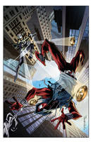 Cover Ben Reilly: Scarlet Spider 11 by E-Mann