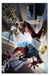 Cover Ben Reilly: Scarlet Spider 11