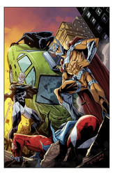 Cover Ben Reilly: Scarlet Spider 12