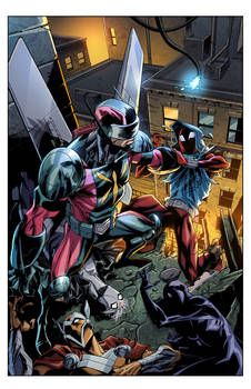 Cover Ben Reilly: Scarlet Spider 13