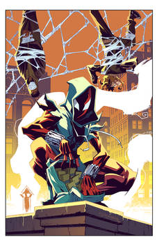 Cover Ben Reilly: Scarlet Spider 14A