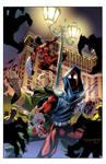 Cover Ben Reilly: Scarlet Spider 16