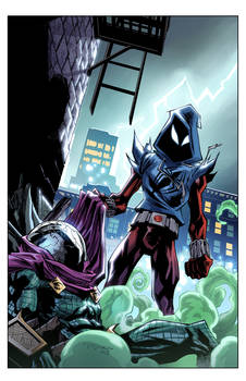 Cover Ben Reilly: Scarlet Spider 18