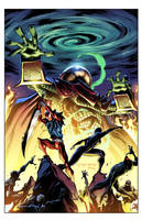 Cover Ben Reilly: Scarlet Spider 19 by E-Mann