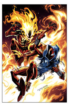 Cover Ben Reilly: Scarlet Spider 17