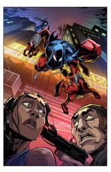 Cover Ben Reilly: Scarlet Spider 20