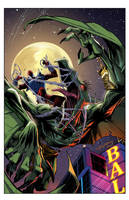 Cover Ben Reilly: Scarlet Spider 21 by E-Mann