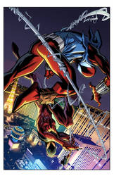 Cover Ben Reilly: Scarlet Spider 24