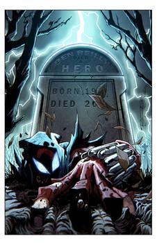 Cover Ben Reilly: Scarlet Spider 25