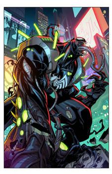 Cover Venom 2020 Venom Vol 4 #21 Variant