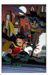 Cover Batman the Adventures Continue #6