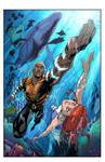 Cover Future State Aquaman #1 (Variant)