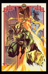 Cover IRON FIST HEART OF DRAGON #1