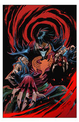 Cover Shang-Chi  #4 (Variant) Knullified