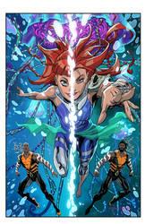 Cover Future State Aquaman #2 (Variant)