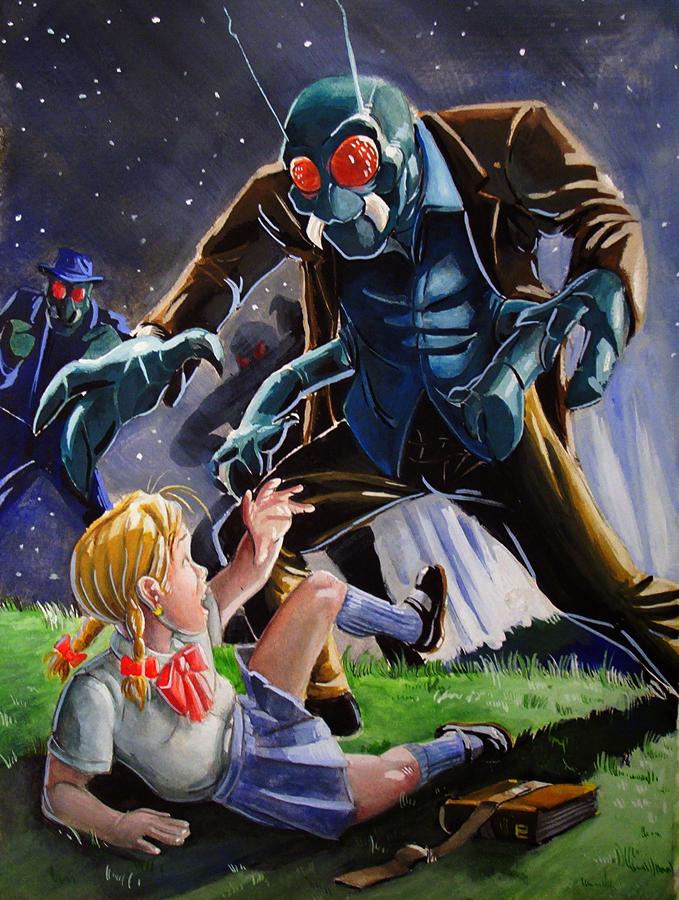 The Insect God by Edward Gorey (1986, Hardback)