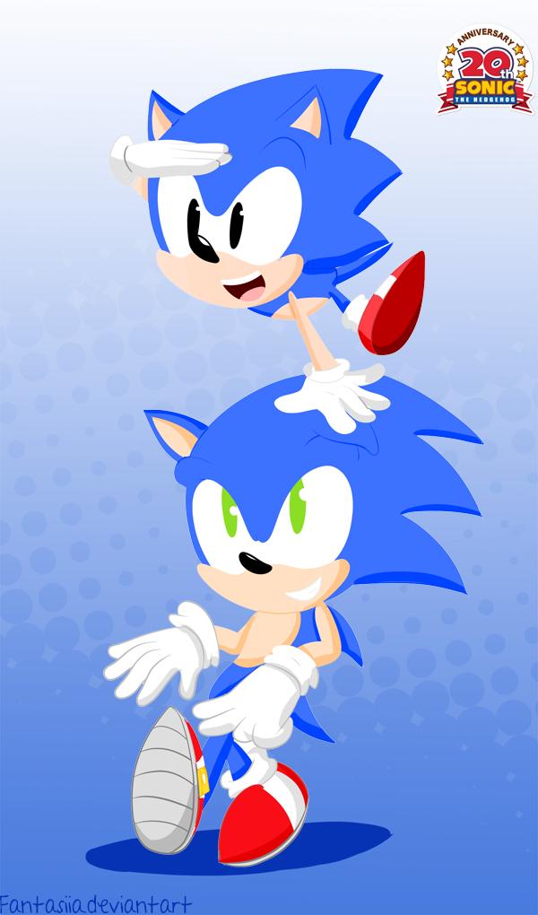 Sonic Generations by Fumuu